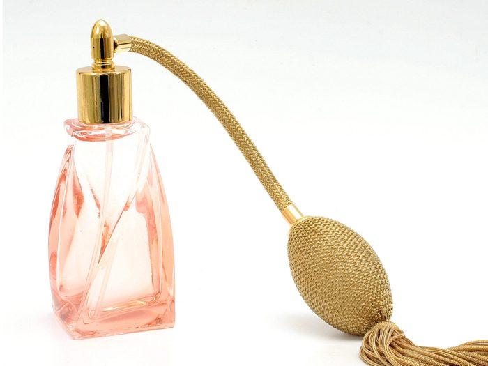 Use Vanilla Extract as Perfume