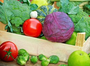 Load up on vitamin K and lycopene