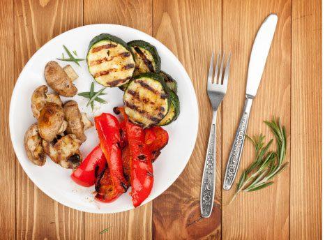 Skewer Some Squash, Portabello Mushrooms, Eggplant and Zucchini