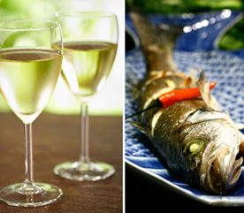 To Absorb More Omega-3 Fatty Acids Pair Up Wine With Fish