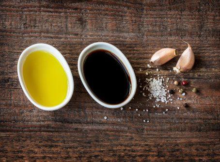 Bathe Meats in a Vinegar-Based Marinade