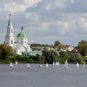 Exotic River Cruise #8: Volga River, Russia
