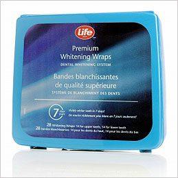 Life Brand Premium Whitening Wraps