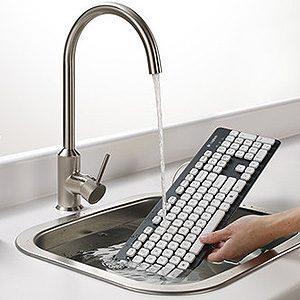 1. Logitech Washable Keyboard