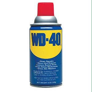3. WD-40 Treats Blood Stains