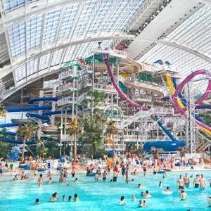 4. Amazing Malls in the World: West Edmonton Mall - Edmonton, Alberta
