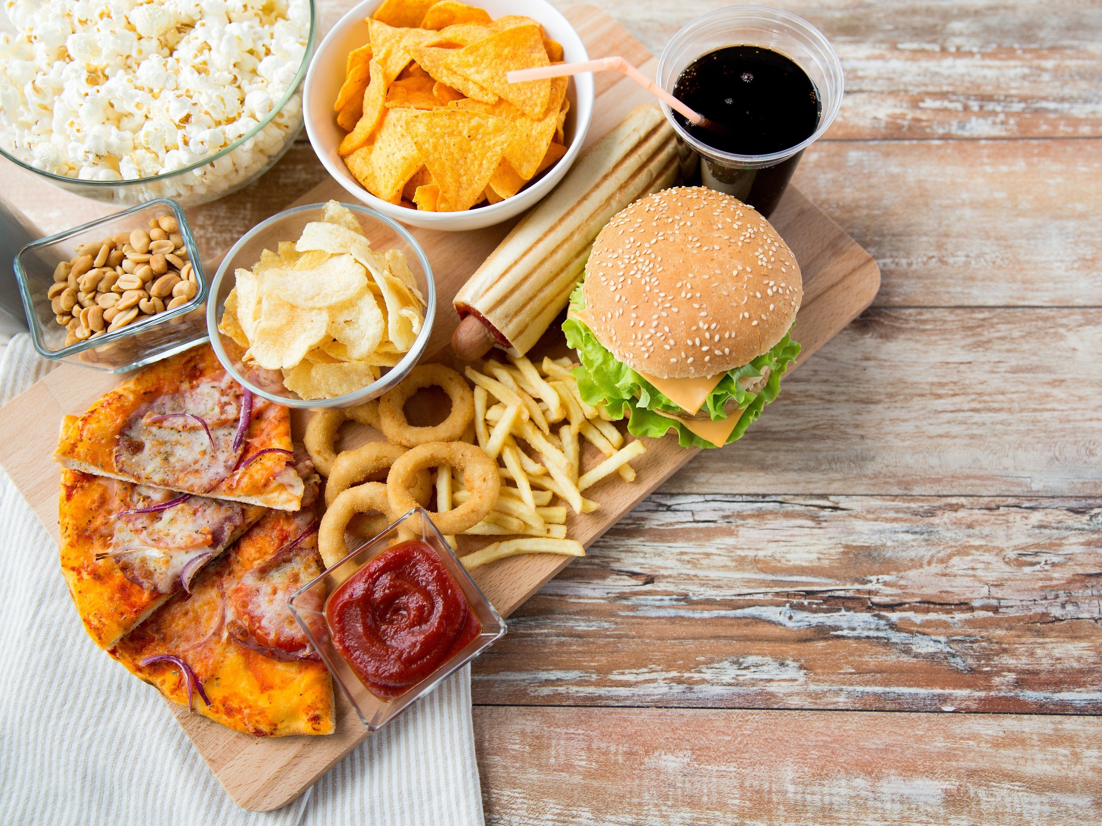 What's the difference between binge-eating and plain overeating?