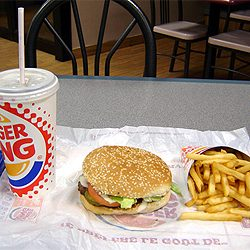 Whopper Value Meal