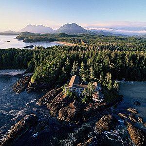 6. Wickaninnish Inn, Tofino, British Columbia, Canada