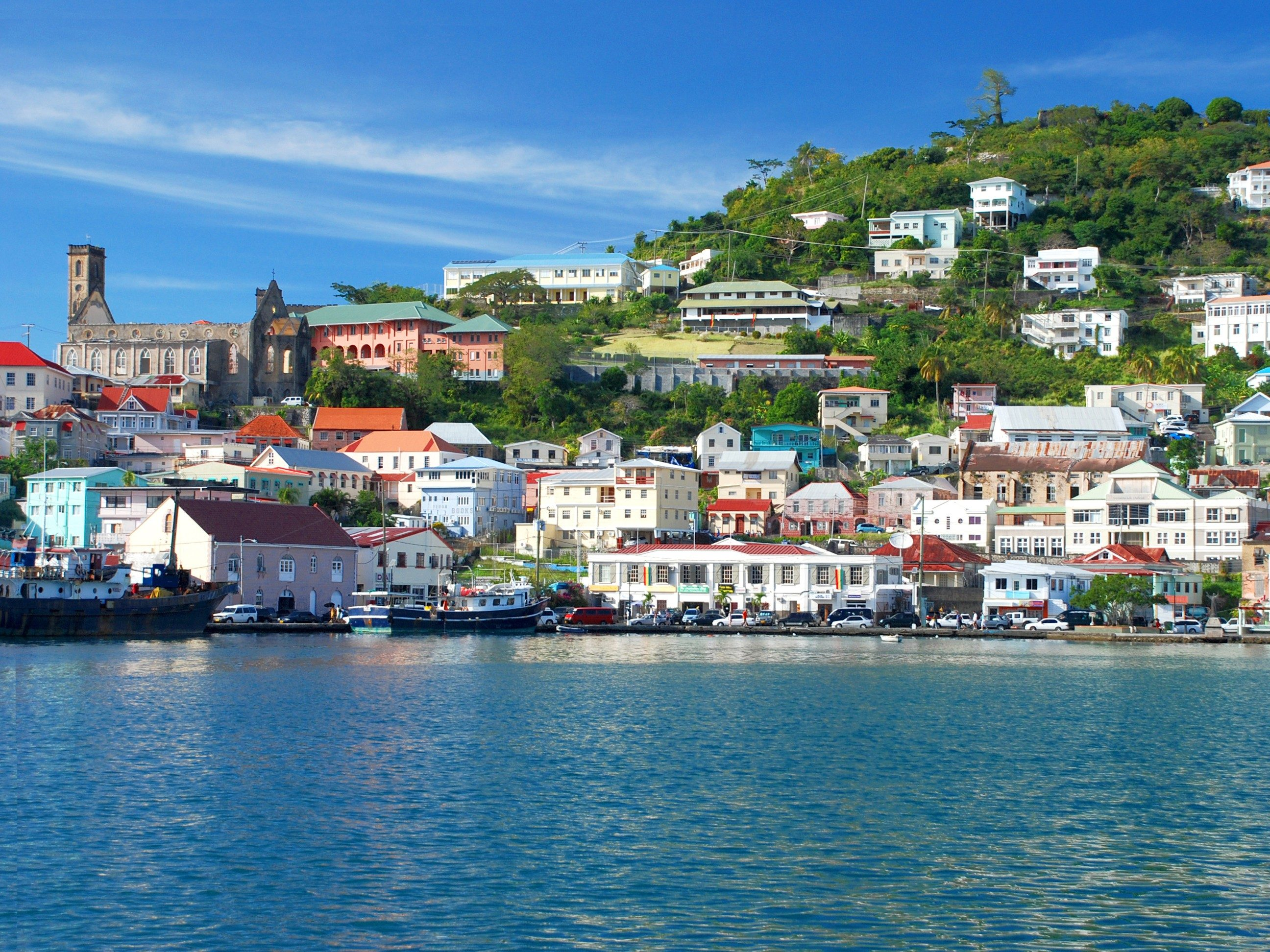 World's Sexiest Travel Destinations: Grenada