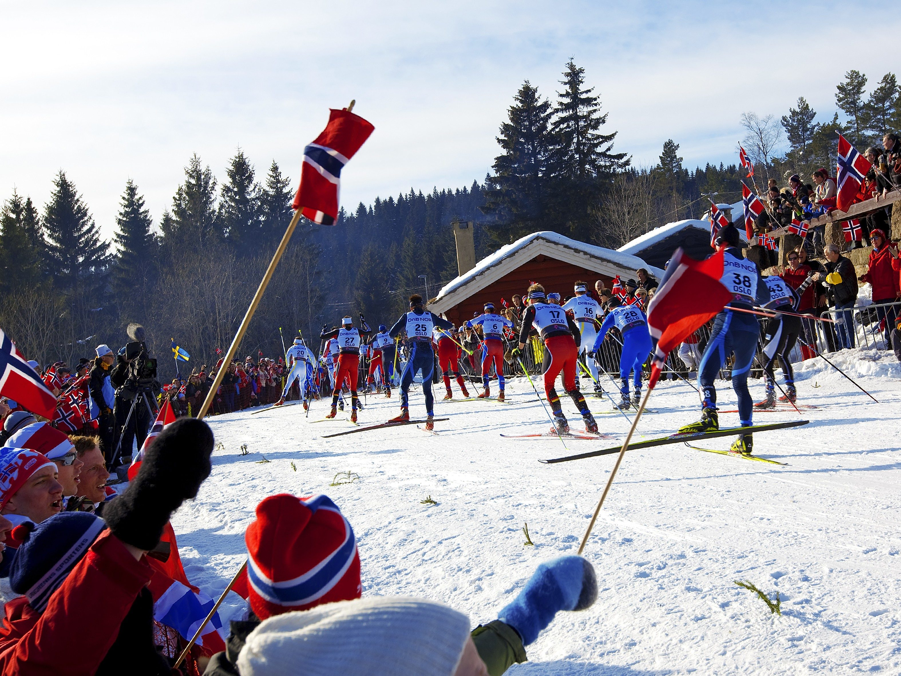 Snowiest Destinations: Oslo, Norway