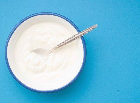 Yogurt With Live Cultures