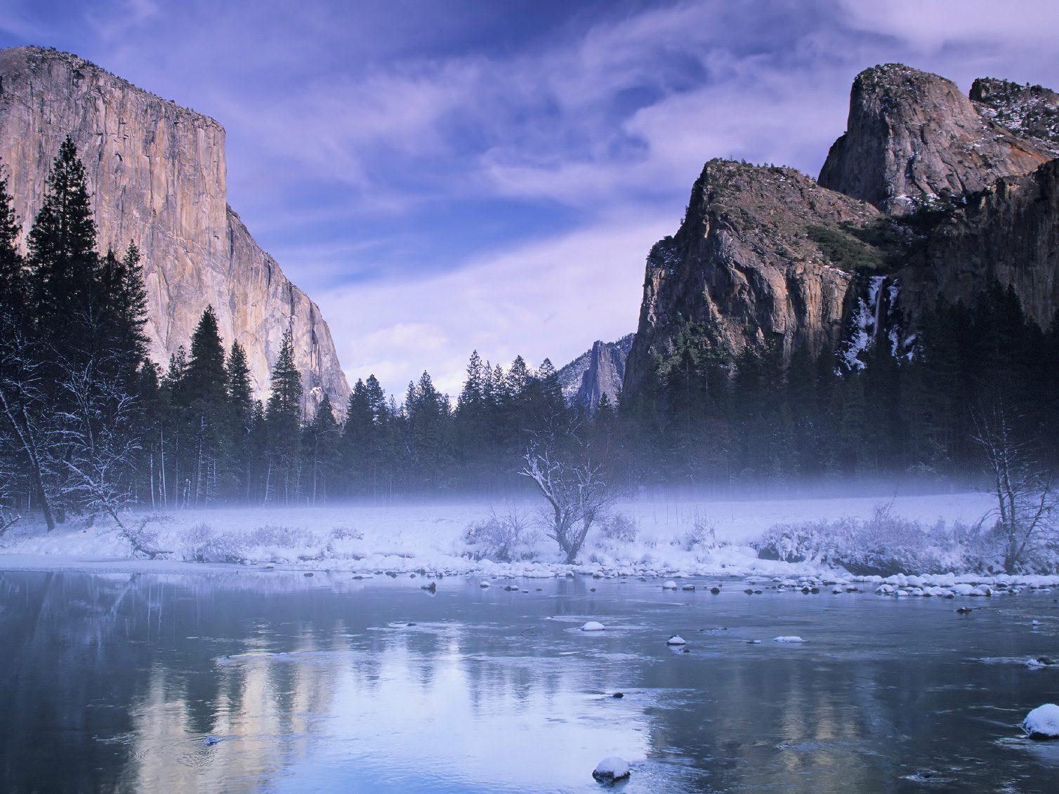 Discover Natural Wonder: Yosemite National Park, California