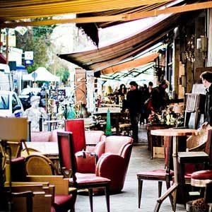 6. Les Puces de Paris St-Ouen, Paris