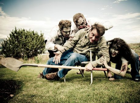 Learn to Survive the Zombie Apocalype in Bancroft, O.N.