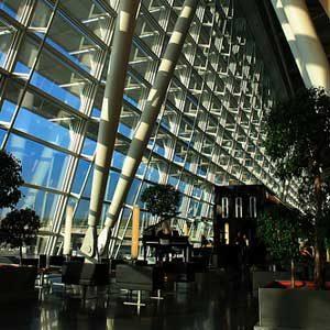 10. Zurich Airport, Switzerland