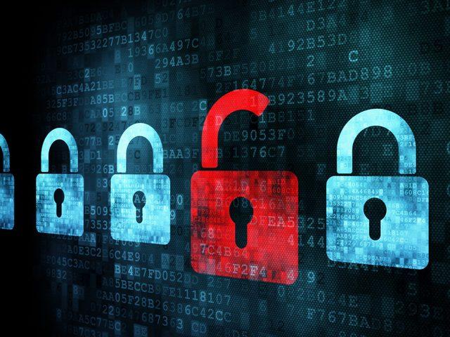 Digital security program