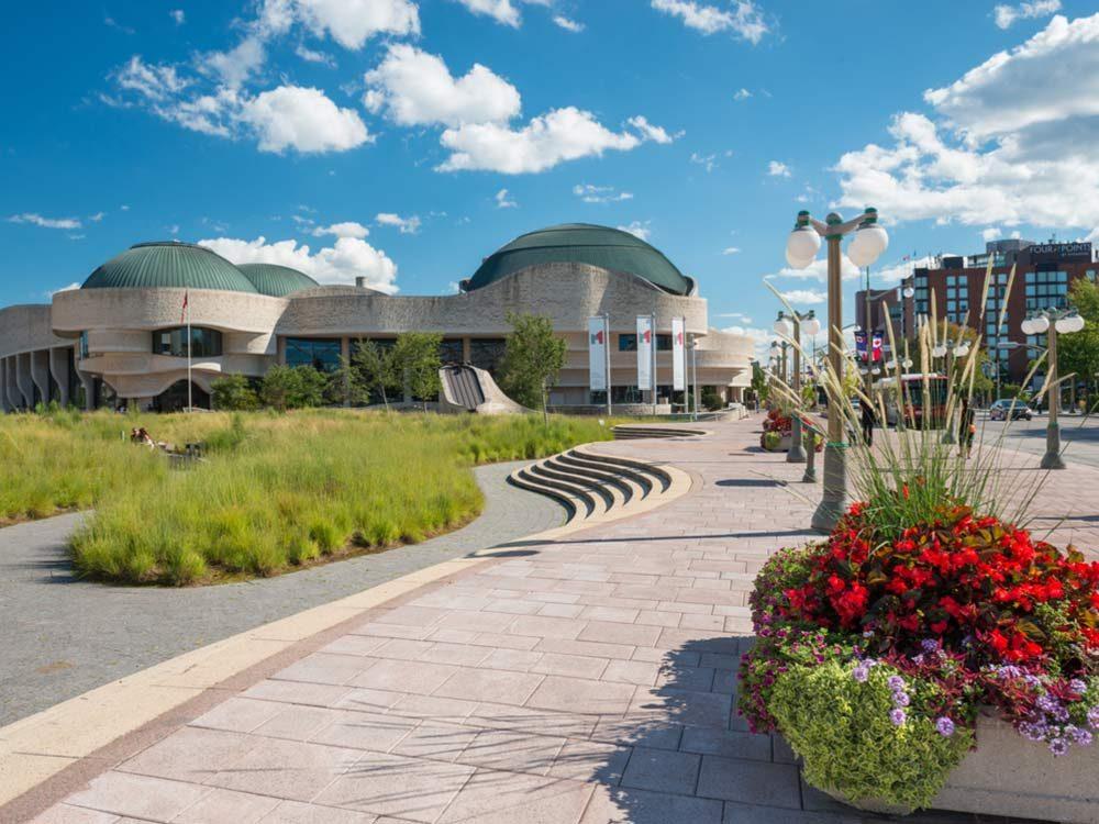 Musee de la Civilisation de Quebec
