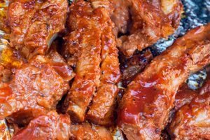 Cider-Brined St. Louis-Style Ribs