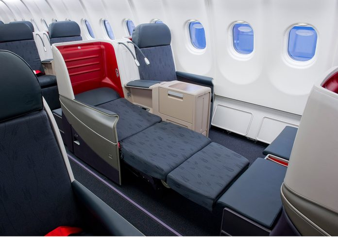 Business Class on Turkish Airlines