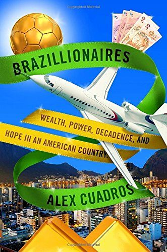 Read Brazillionaires in time for the 2016 Olympics