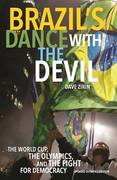 Read Brazil's Dance With The Devil in time for the 2016 Olympics