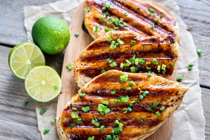 Grilling tips for chicken breast