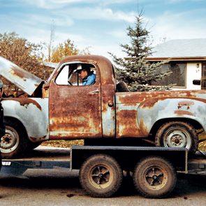 studebaker truck restoration