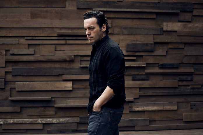 Canadian novelist and short story writer Joseph Boyden