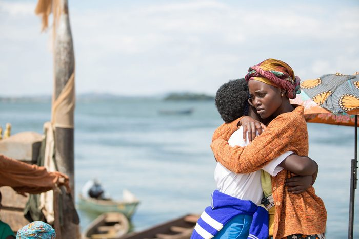 Lupita Nyong'o in Queen of Katwe