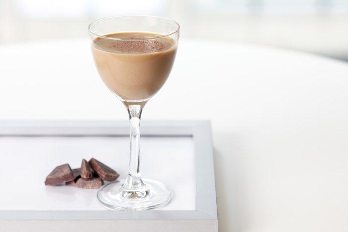 Baileys Hazelnut Martini
