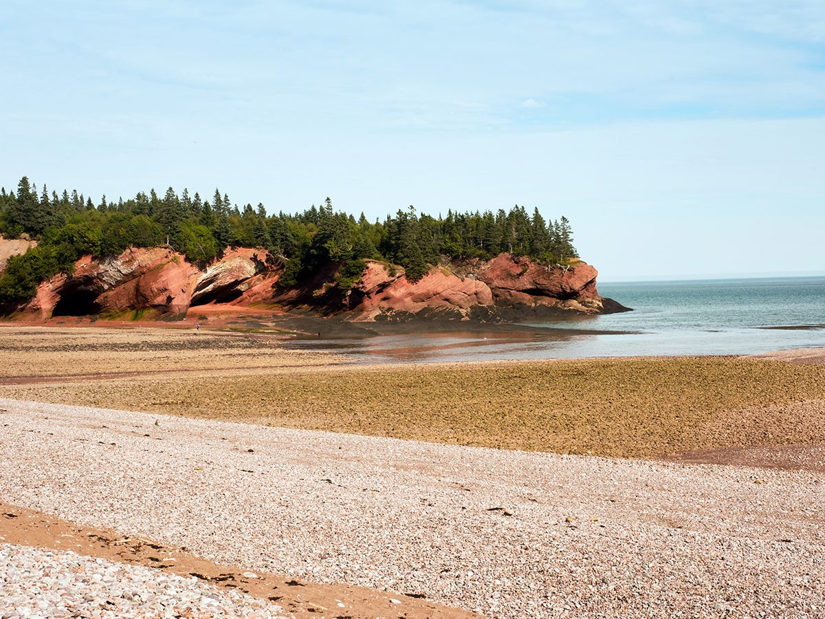 Best hikes in Canada - Fundy Trail, New Brunswick