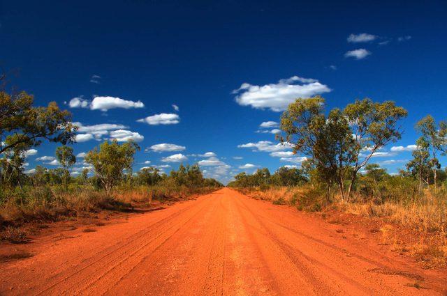 Australia outback