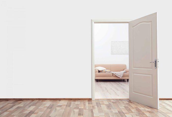 Open doorway