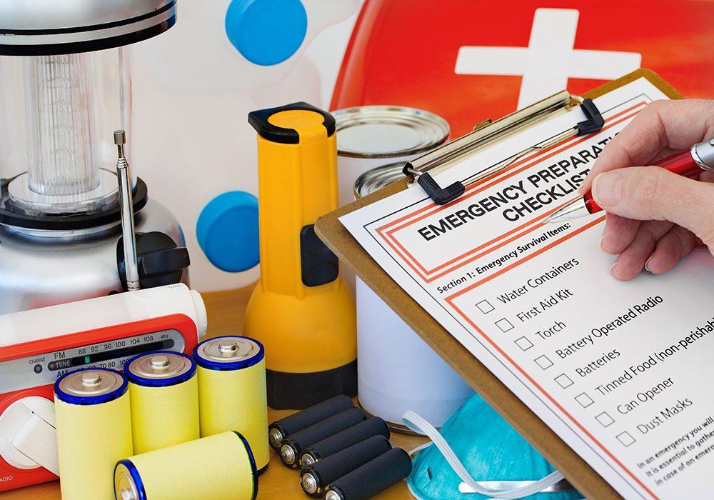 Emergency evacuation plan checklist