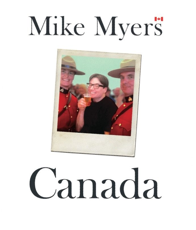 Cover of Canada by Mike Myers