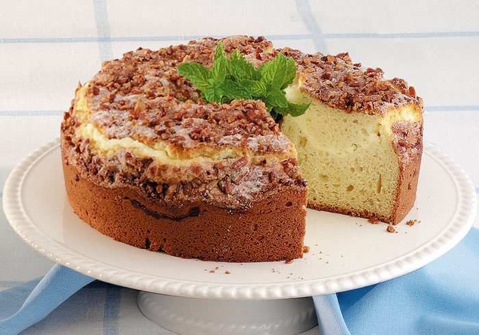 Cream cheese coffee cake recipes