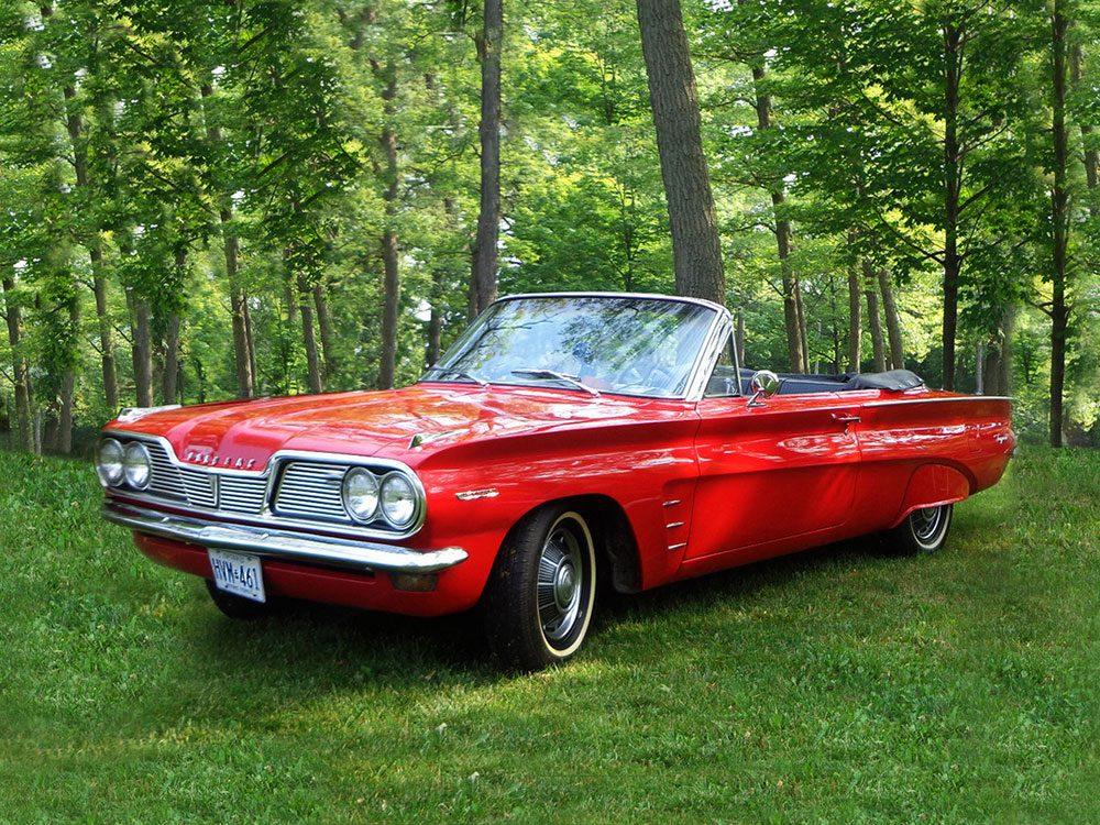 1962 Pontiac Convertible