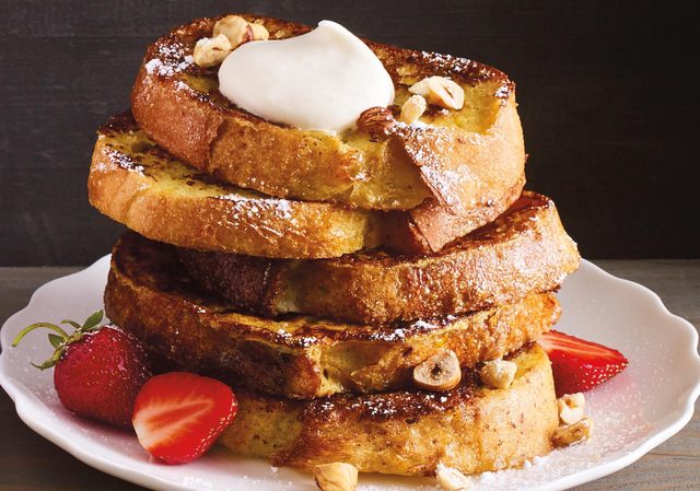 Lactose Free French Toast