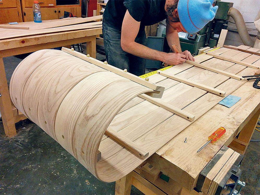 Building a toboggan