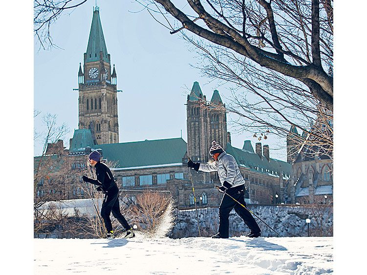 things_to_do_in_ottawa_cross_country_skiing
