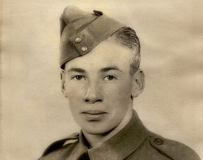 Veteran Profile: Perley Cameron