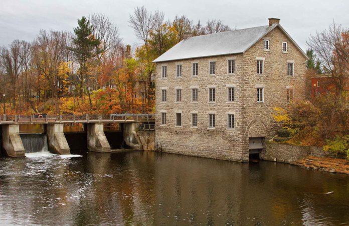 Watson Mills in Manotick, Ontario