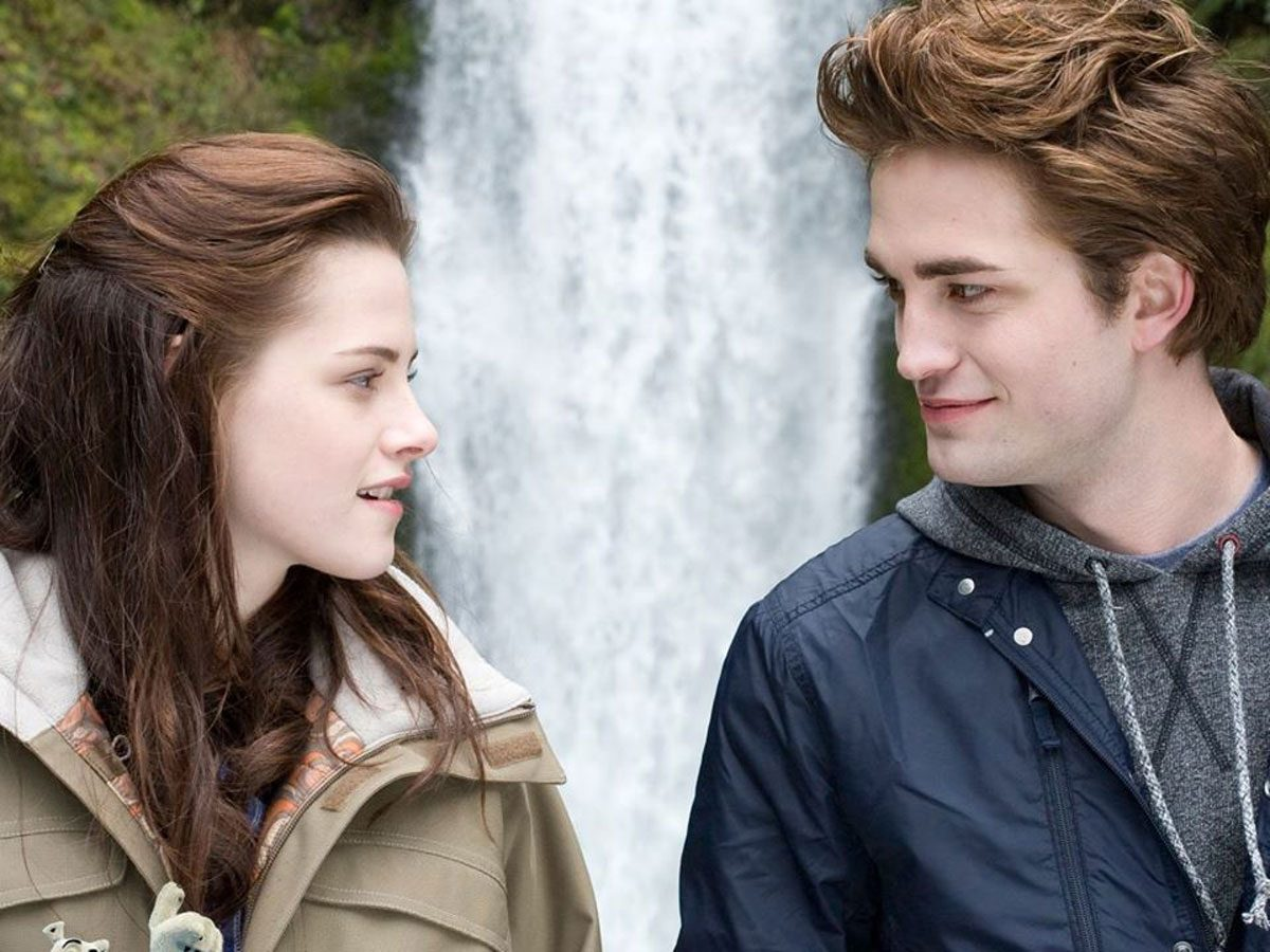 Movies filmed in Canada - Twilight