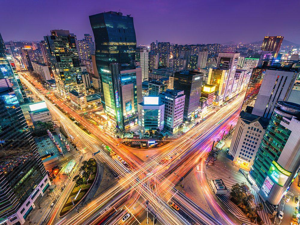 Streets of Gangnam, Seoul