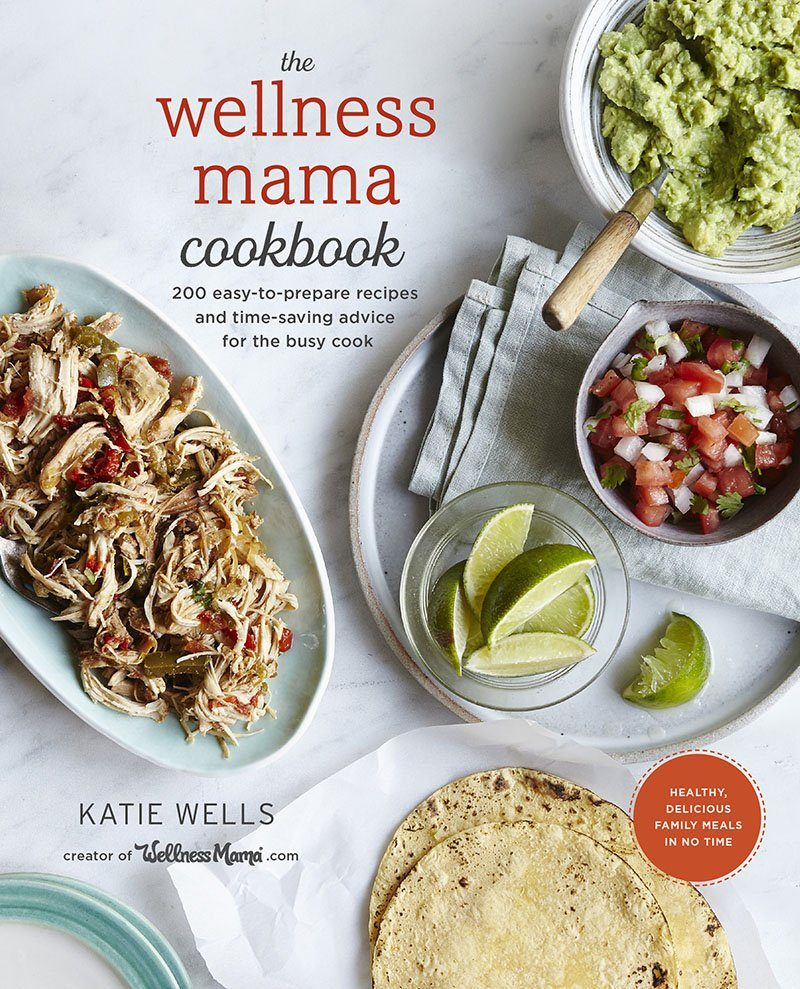 The Wellness Mama by Katie Wells