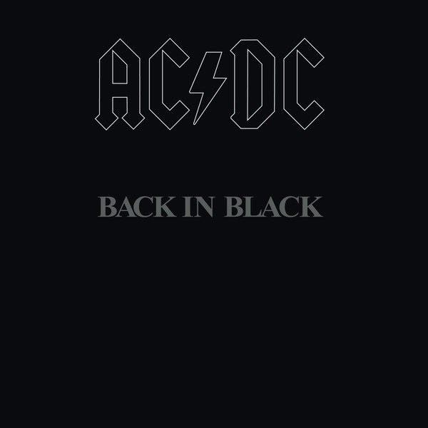 AC/DC album Back in Black
