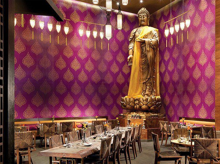 Koh Thai restaurant, Azul Fives