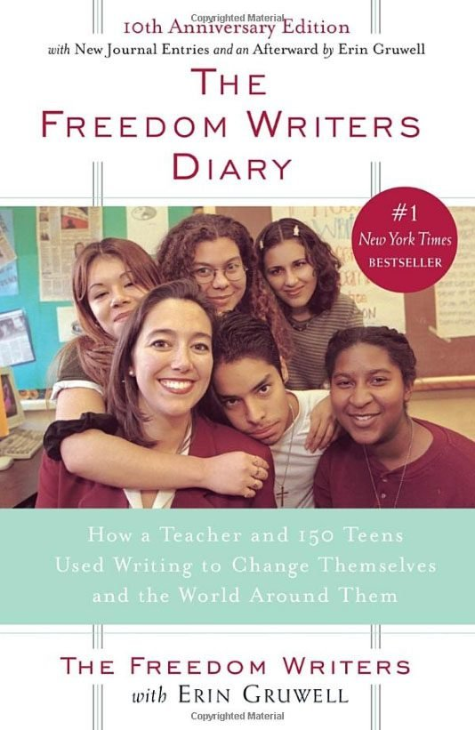 Cover of The Freedom Writers Diary