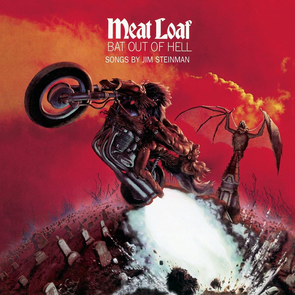 Bat Out of Hell by Meat Loaf and Jim Steinman